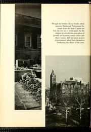Page 10, 1963 Edition, Virginia Commonwealth University - Cobblestone Wigwam Yearbook (Richmond, VA) online yearbook collection