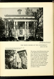 Page 12, 1963 Edition, Virginia Commonwealth University - Cobblestone Wigwam Yearbook (Richmond, VA) online yearbook collection