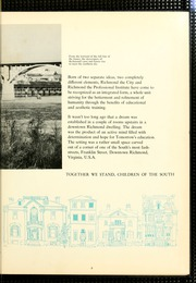 Page 7, 1963 Edition, Virginia Commonwealth University - Cobblestone Wigwam Yearbook (Richmond, VA) online yearbook collection