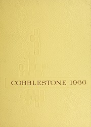 1966 Edition, Virginia Commonwealth University - Cobblestone / Wigwam Yearbook (Richmond, VA)