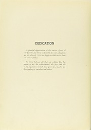 Page 10, 1939 Edition, Panzer College - Olympia Yearbook (East Orange, NJ) online yearbook collection