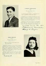 Page 15, 1939 Edition, Panzer College - Olympia Yearbook (East Orange, NJ) online yearbook collection