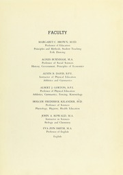 Page 9, 1939 Edition, Panzer College - Olympia Yearbook (East Orange, NJ) online yearbook collection