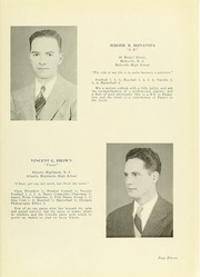 Page 15, 1940 Edition, Panzer College - Olympia Yearbook (East Orange, NJ) online yearbook collection
