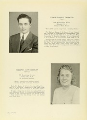 Page 16, 1940 Edition, Panzer College - Olympia Yearbook (East Orange, NJ) online yearbook collection