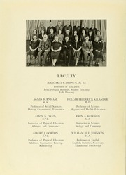 Page 8, 1940 Edition, Panzer College - Olympia Yearbook (East Orange, NJ) online yearbook collection