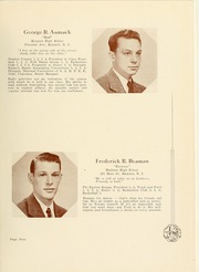 Page 13, 1942 Edition, Panzer College - Olympia Yearbook (East Orange, NJ) online yearbook collection