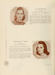 Page 16, 1942 Edition, Panzer College - Olympia Yearbook (East Orange, NJ) online yearbook collection