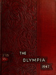 1947 Edition, Panzer College - Olympia Yearbook (East Orange, NJ)