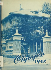 1948 Edition, Panzer College - Olympia Yearbook (East Orange, NJ)