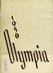 1950 Edition, Panzer College - Olympia Yearbook (East Orange, NJ)
