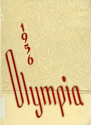 1956 Edition, Panzer College - Olympia Yearbook (East Orange, NJ)