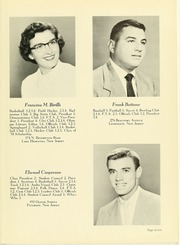 Page 11, 1956 Edition, Panzer College - Olympia Yearbook (East Orange, NJ) online yearbook collection