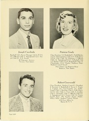 Page 12, 1956 Edition, Panzer College - Olympia Yearbook (East Orange, NJ) online yearbook collection
