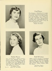 Page 14, 1956 Edition, Panzer College - Olympia Yearbook (East Orange, NJ) online yearbook collection