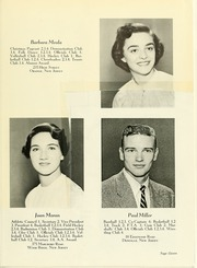 Page 15, 1956 Edition, Panzer College - Olympia Yearbook (East Orange, NJ) online yearbook collection