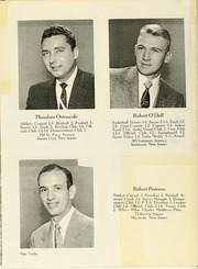 Page 16, 1956 Edition, Panzer College - Olympia Yearbook (East Orange, NJ) online yearbook collection
