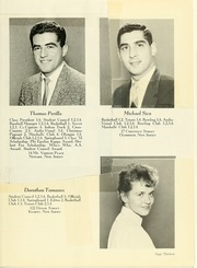 Page 17, 1956 Edition, Panzer College - Olympia Yearbook (East Orange, NJ) online yearbook collection