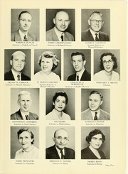Page 9, 1956 Edition, Panzer College - Olympia Yearbook (East Orange, NJ) online yearbook collection