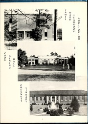 Page 11, 1959 Edition, Fayetteville State University - Fayettevillian Bronco Yearbook (Fayetteville, NC) online yearbook collection