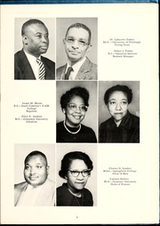Page 13, 1959 Edition, Fayetteville State University - Fayettevillian Bronco Yearbook (Fayetteville, NC) online yearbook collection