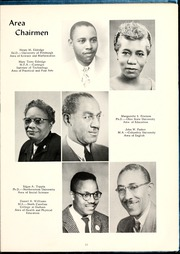 Page 15, 1959 Edition, Fayetteville State University - Fayettevillian Bronco Yearbook (Fayetteville, NC) online yearbook collection