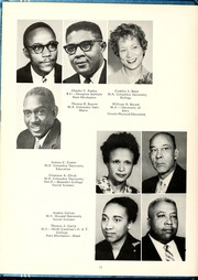 Page 16, 1959 Edition, Fayetteville State University - Fayettevillian Bronco Yearbook (Fayetteville, NC) online yearbook collection