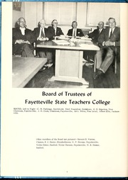 Page 8, 1959 Edition, Fayetteville State University - Fayettevillian Bronco Yearbook (Fayetteville, NC) online yearbook collection