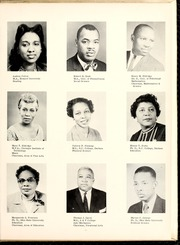 Page 15, 1961 Edition, Fayetteville State University - Fayettevillian Bronco Yearbook (Fayetteville, NC) online yearbook collection