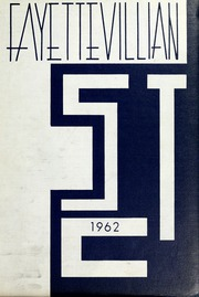 Fayetteville State University - Fayettevillian Bronco Yearbook (Fayetteville, NC) online yearbook collection, 1962 Edition, Page 1