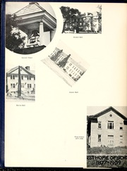 Page 10, 1962 Edition, Fayetteville State University - Fayettevillian Bronco Yearbook (Fayetteville, NC) online yearbook collection