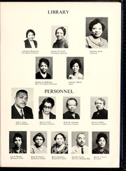 Page 17, 1962 Edition, Fayetteville State University - Fayettevillian Bronco Yearbook (Fayetteville, NC) online yearbook collection