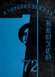 Fayetteville State University - Fayettevillian Bronco Yearbook (Fayetteville, NC) online yearbook collection, 1972 Edition, Page 1