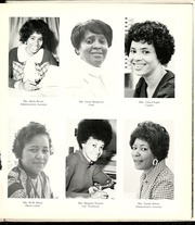 Page 17, 1976 Edition, Fayetteville State University - Fayettevillian Bronco Yearbook (Fayetteville, NC) online yearbook collection