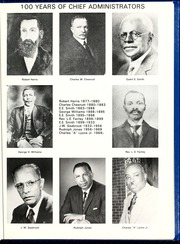 Page 11, 1977 Edition, Fayetteville State University - Fayettevillian Bronco Yearbook (Fayetteville, NC) online yearbook collection