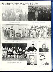 Page 13, 1977 Edition, Fayetteville State University - Fayettevillian Bronco Yearbook (Fayetteville, NC) online yearbook collection