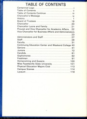 Page 6, 1977 Edition, Fayetteville State University - Fayettevillian Bronco Yearbook (Fayetteville, NC) online yearbook collection