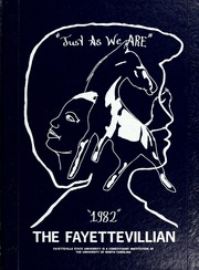 Page 1, 1982 Edition, Fayetteville State University - Fayettevillian Bronco Yearbook (Fayetteville, NC) online yearbook collection
