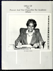 Page 12, 1986 Edition, Fayetteville State University - Fayettevillian Bronco Yearbook (Fayetteville, NC) online yearbook collection