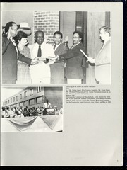 Page 9, 1986 Edition, Fayetteville State University - Fayettevillian Bronco Yearbook (Fayetteville, NC) online yearbook collection