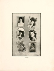Page 13, 1903 Edition, Peace College - Lotus Yearbook (Raleigh, NC) online yearbook collection