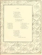 Page 11, 1909 Edition, Peace College - Lotus Yearbook (Raleigh, NC) online yearbook collection