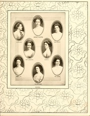 Page 15, 1909 Edition, Peace College - Lotus Yearbook (Raleigh, NC) online yearbook collection