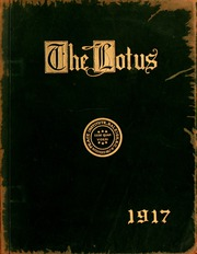 Peace College - Lotus Yearbook (Raleigh, NC) online yearbook collection, 1917 Edition, Page 1
