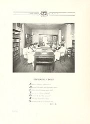 Page 16, 1920 Edition, Peace College - Lotus Yearbook (Raleigh, NC) online yearbook collection