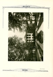 Page 10, 1924 Edition, Peace College - Lotus Yearbook (Raleigh, NC) online yearbook collection