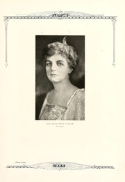 Page 11, 1924 Edition, Peace College - Lotus Yearbook (Raleigh, NC) online yearbook collection