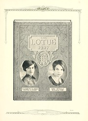 Page 11, 1927 Edition, Peace College - Lotus Yearbook (Raleigh, NC) online yearbook collection