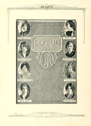 Page 12, 1927 Edition, Peace College - Lotus Yearbook (Raleigh, NC) online yearbook collection