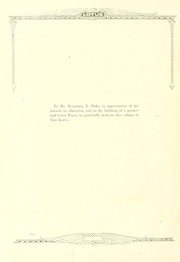 Page 6, 1927 Edition, Peace College - Lotus Yearbook (Raleigh, NC) online yearbook collection